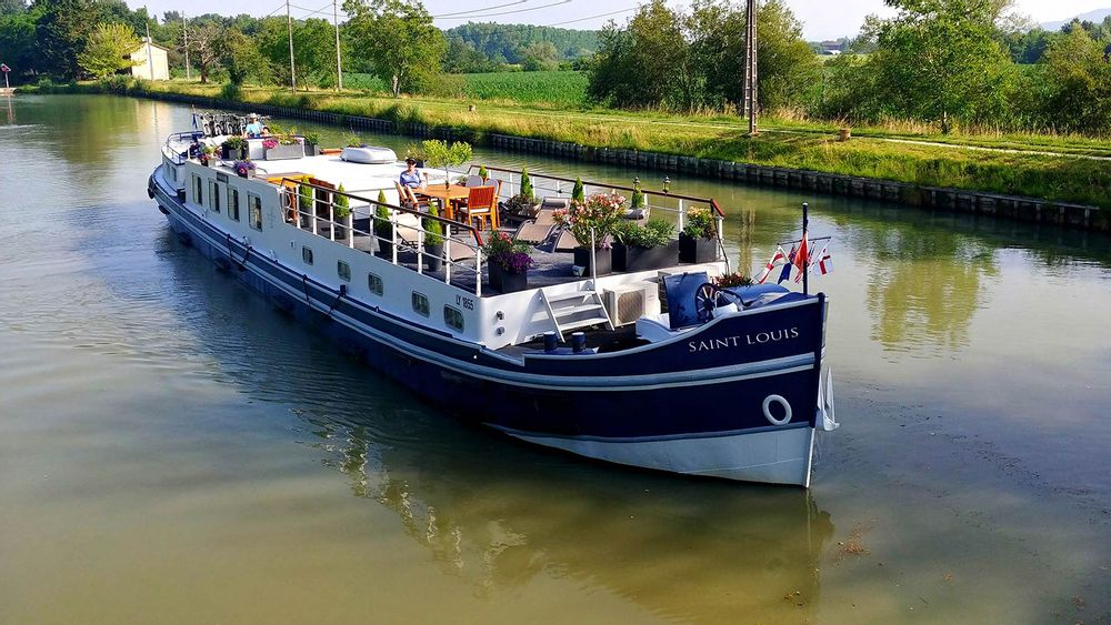 Slow Travel: Barge Cruising in Southern France