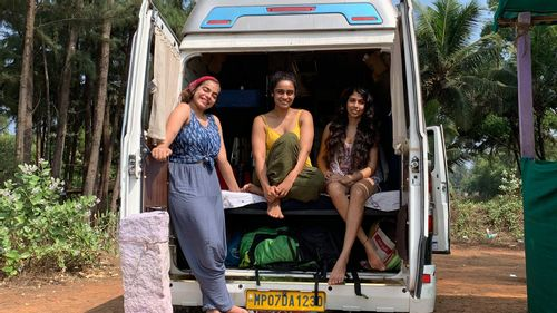 Caravan Chronicles: Here's  How We Fell In Love With The Road