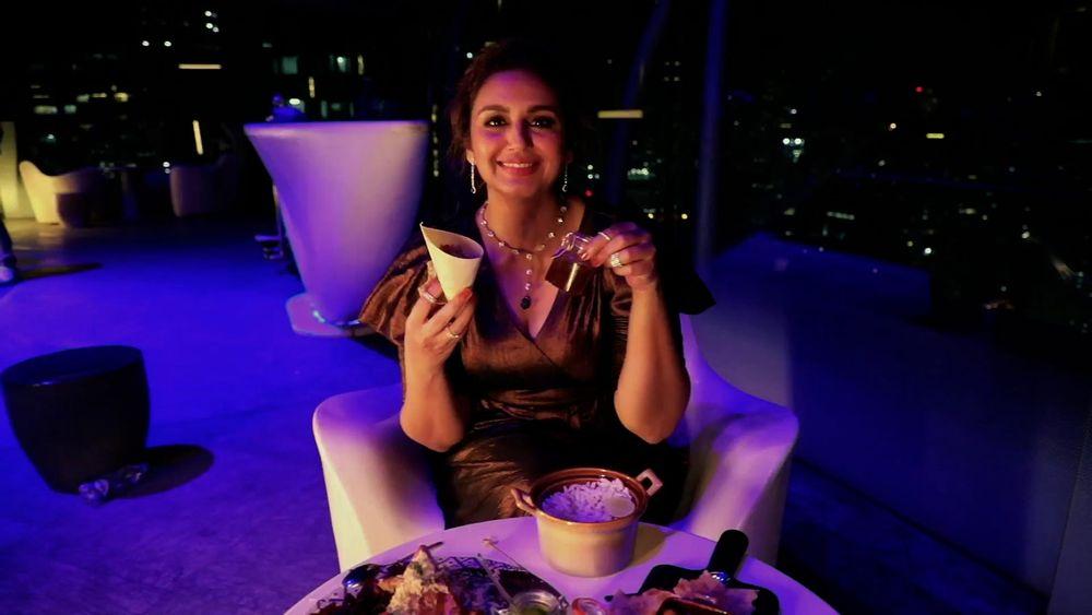 Huma Qureshi, Fit Fat Feast