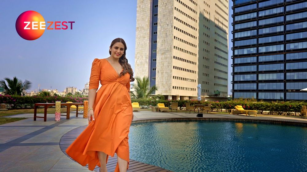 Fitness with Huma Qureshi