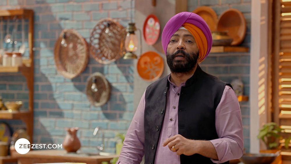Grand Trunk Rasoi   Harpal Singh Sokhi