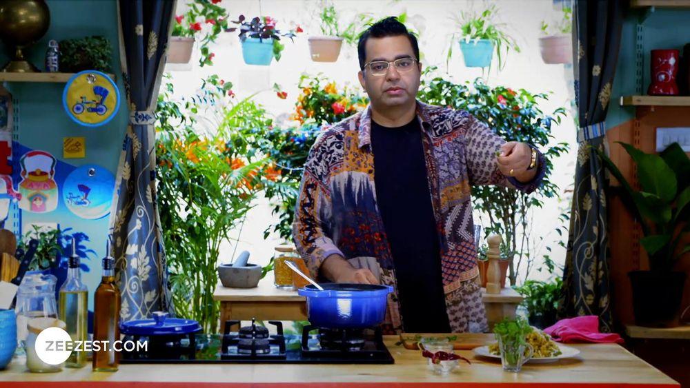 India's 50 Best Dishes   Ajay Chopra