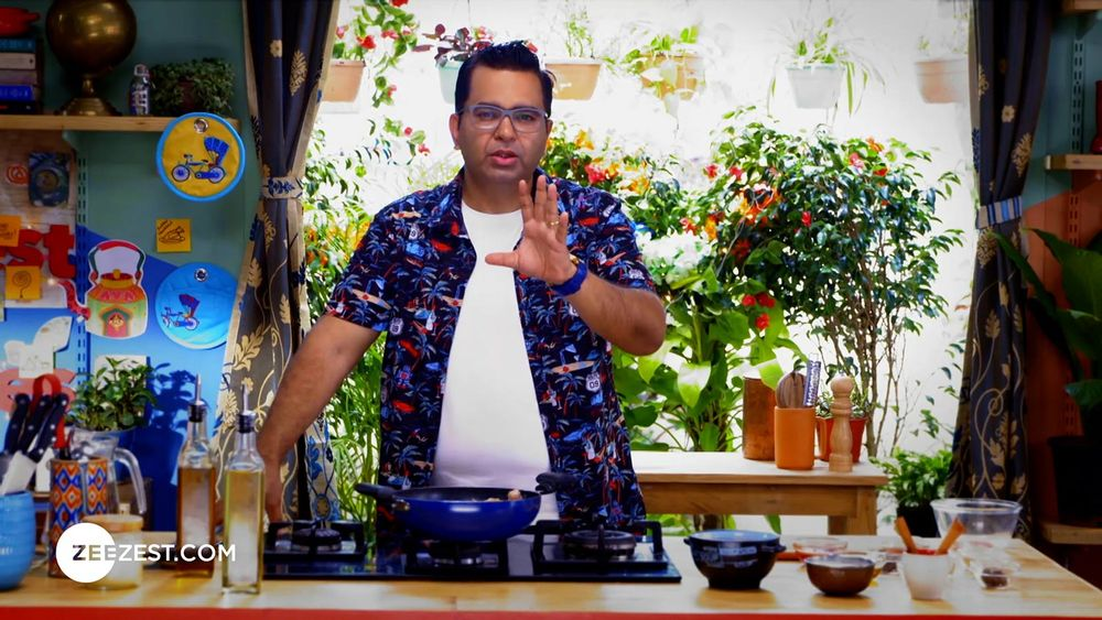 India's 50 Best Dishes | Ajay Chopra