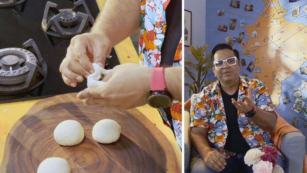 India's 50 Best Dishes - Season 2, Ajay Chopra