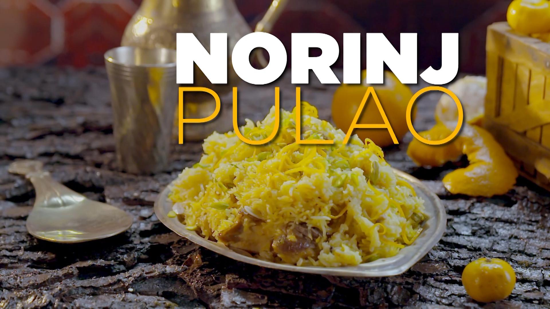 Norinj Pulao