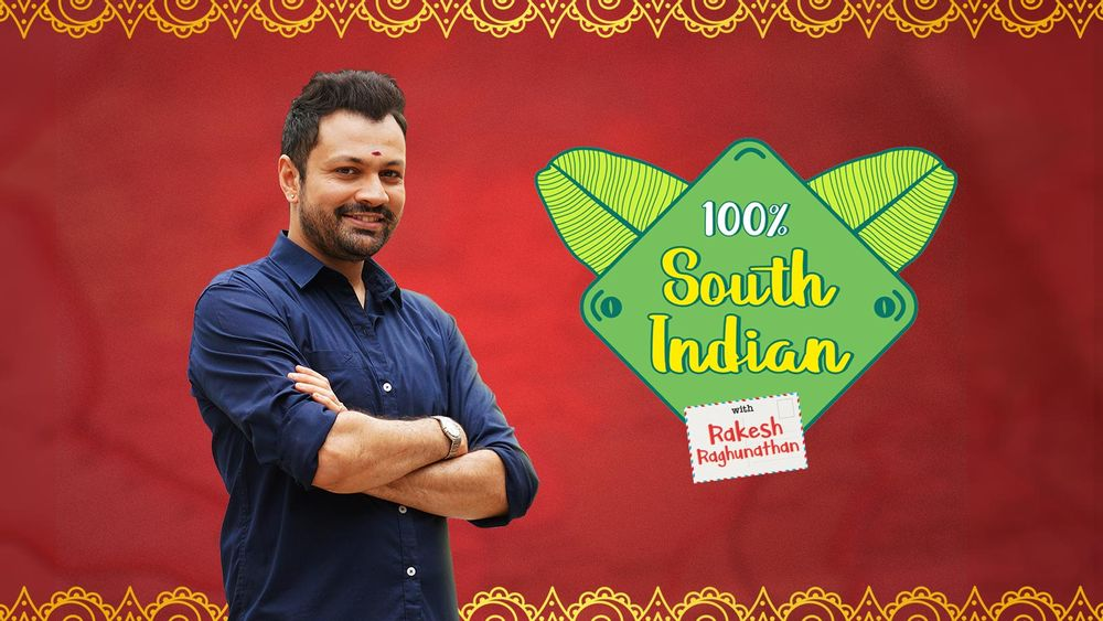 100% South Indian