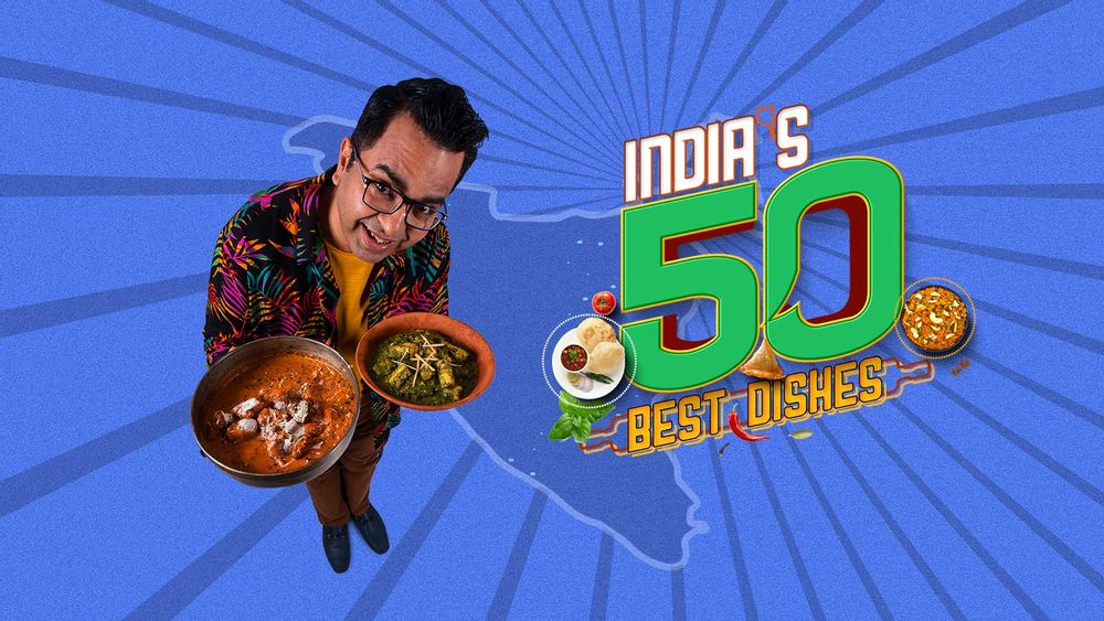 India's 50 Best Dishes