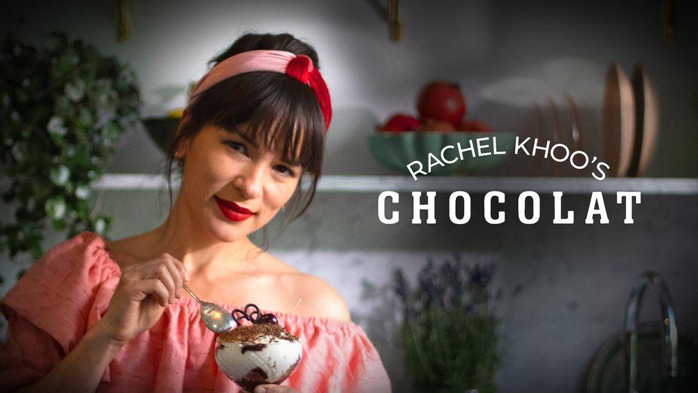 Rachel Khoo chocolat, tv shows on zee zest, chocolate cooking show
