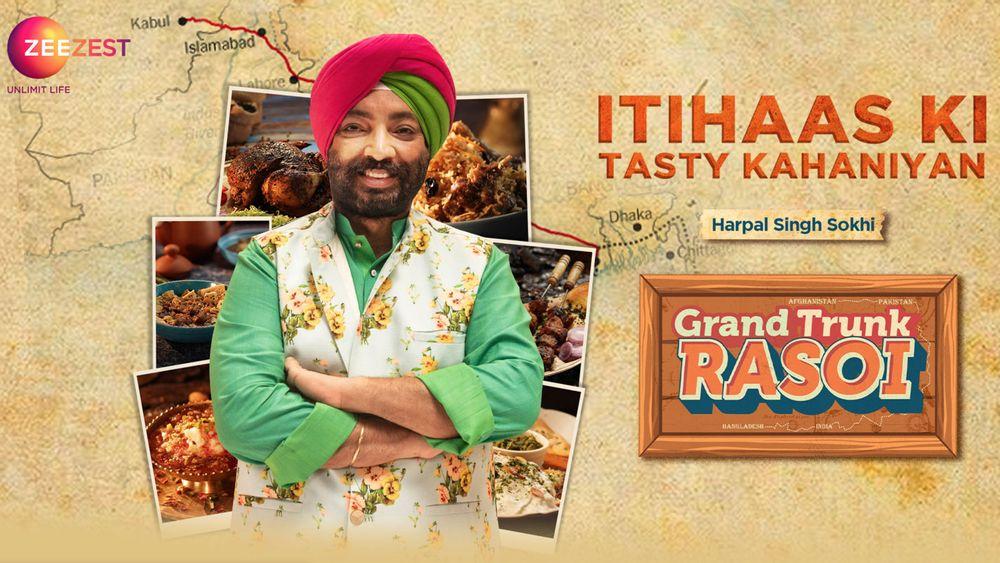 Grand Trunk Rasoi, Harpal Singh Sokhi